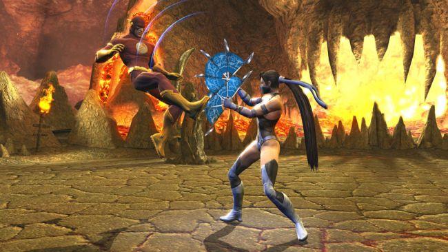 Mortal Kombat vs. DC Universe - Screenshots - Bild 6
