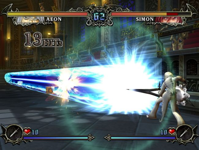Castlevania Judgment - Screenshots - Bild 2