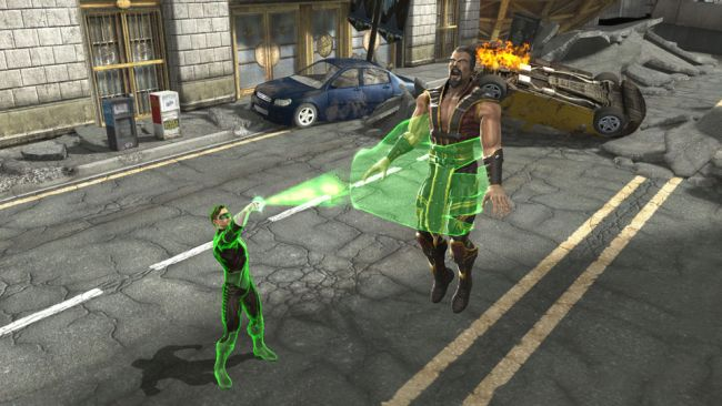 Mortal Kombat vs. DC Universe - Screenshots - Bild 10
