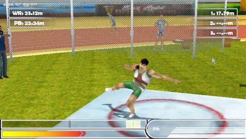 International Athletics - Screenshots - Bild 20