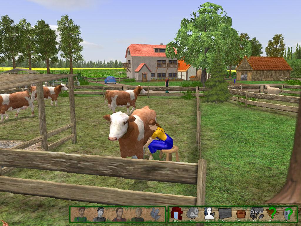 Bauernhof Spiele Pc