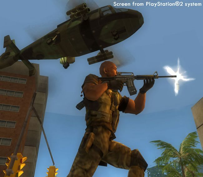 Mercenaries 2: World in Flames - Screenshots - Bild 2