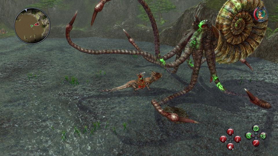 Видео обзор Сакред 2: Падший Ангел. Скриншоты Sacred.2: Fallen Ang