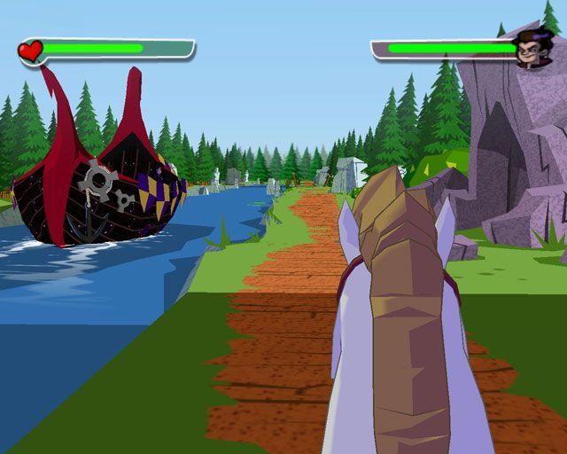EyeToy Play: Hero - Screenshots - Bild 3