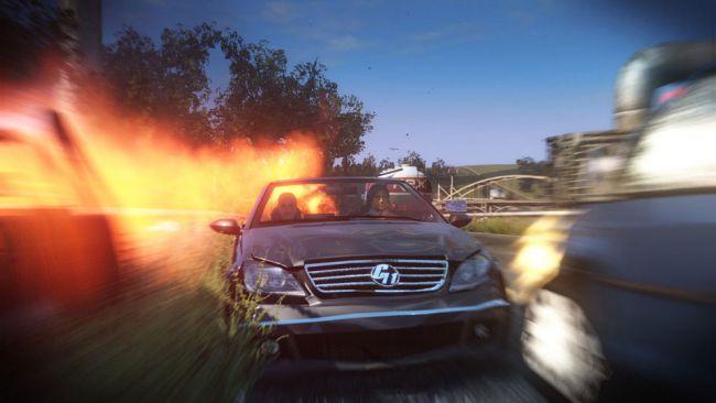 Alarm für Cobra 11: Burning Wheels - Screenshots - Bild 2