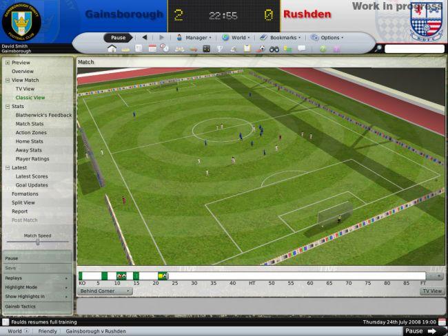 Football Manager 2009 - Screenshots - Bild 7