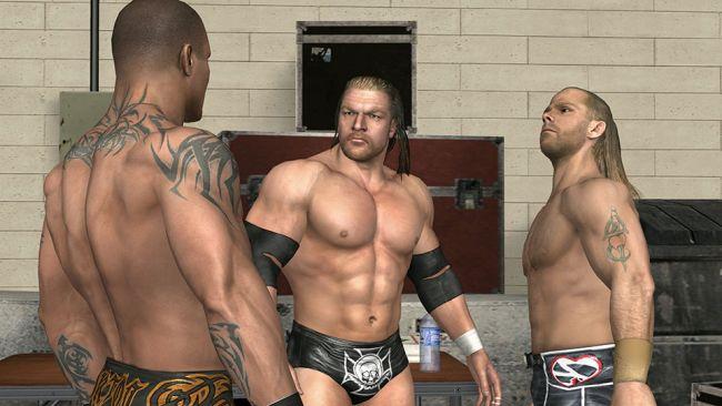 WWE SmackDown! vs. RAW 2009 - Screenshots - Bild 16