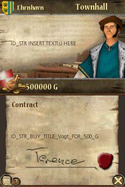 Die Gilde DS - Screenshots - Bild 7