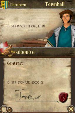 Die Gilde DS - Screenshots - Bild 8
