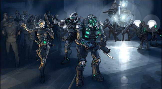 Halo MMO - Artworks - Bild 4