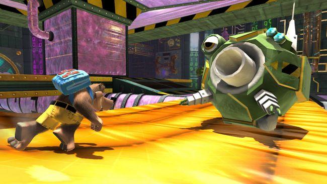 Banjo-Kazooie: Schraube locker - Screenshots - Bild 5