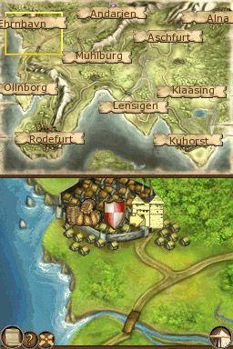 Die Gilde DS - Screenshots - Bild 4