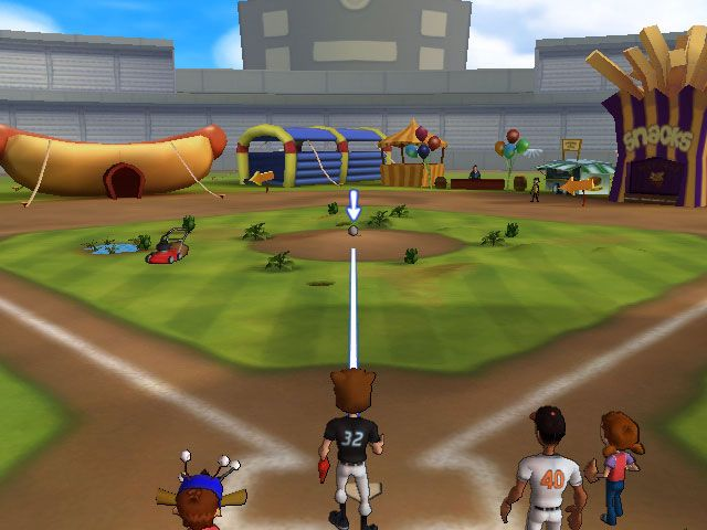 MLB Superstars - Screenshots - Bild 3