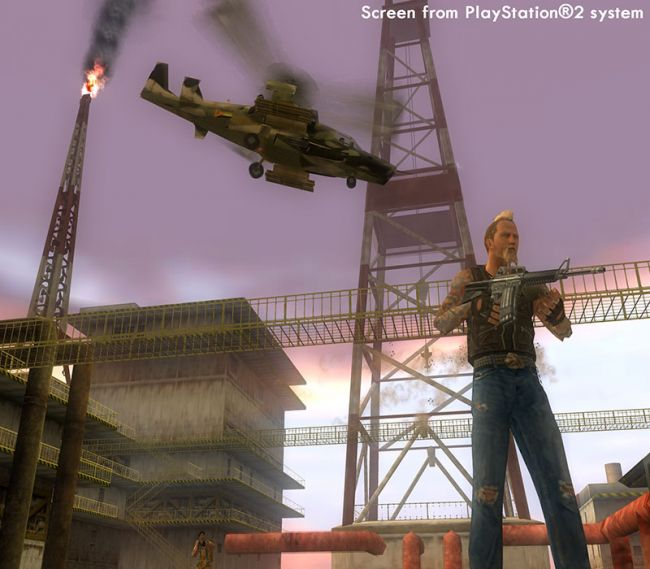 Mercenaries 2: World in Flames - Screenshots - Bild 6