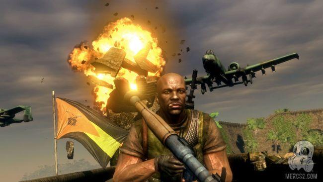 Mercenaries 2: World in Flames - Screenshots - Bild 17