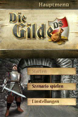 Die Gilde DS - Screenshots - Bild 2