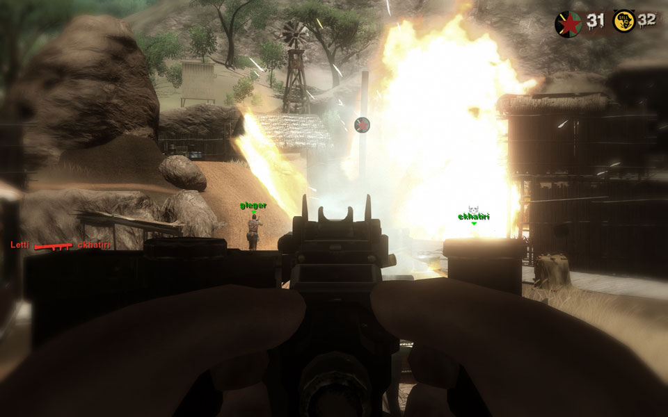 Far Cry 2: 720p Auflösung, aber dann keine 60 FPS - News von Gameswelt