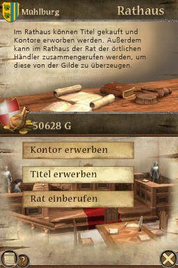 Die Gilde DS - Screenshots - Bild 12