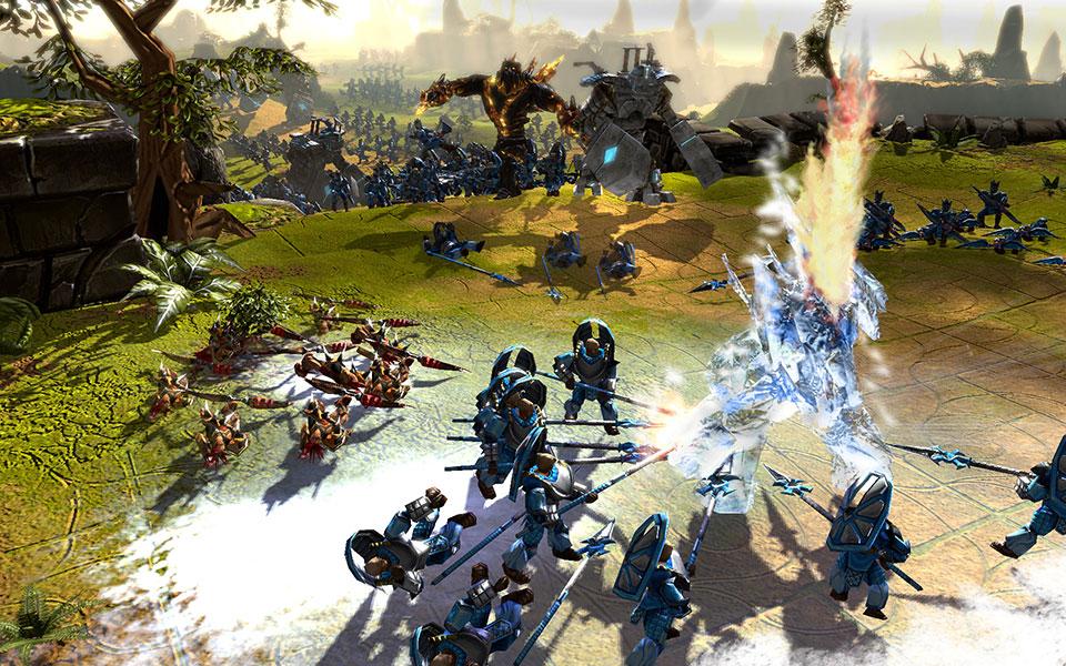 BattleForge: Erster Titel mit DirectX 11 - News von Gameswelt