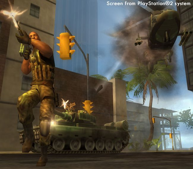 Mercenaries 2: World in Flames - Screenshots - Bild 3