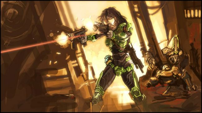 Halo MMO - Artworks - Bild 7