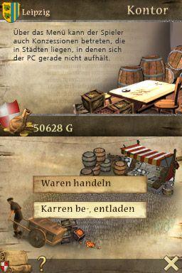 Die Gilde DS - Screenshots - Bild 11