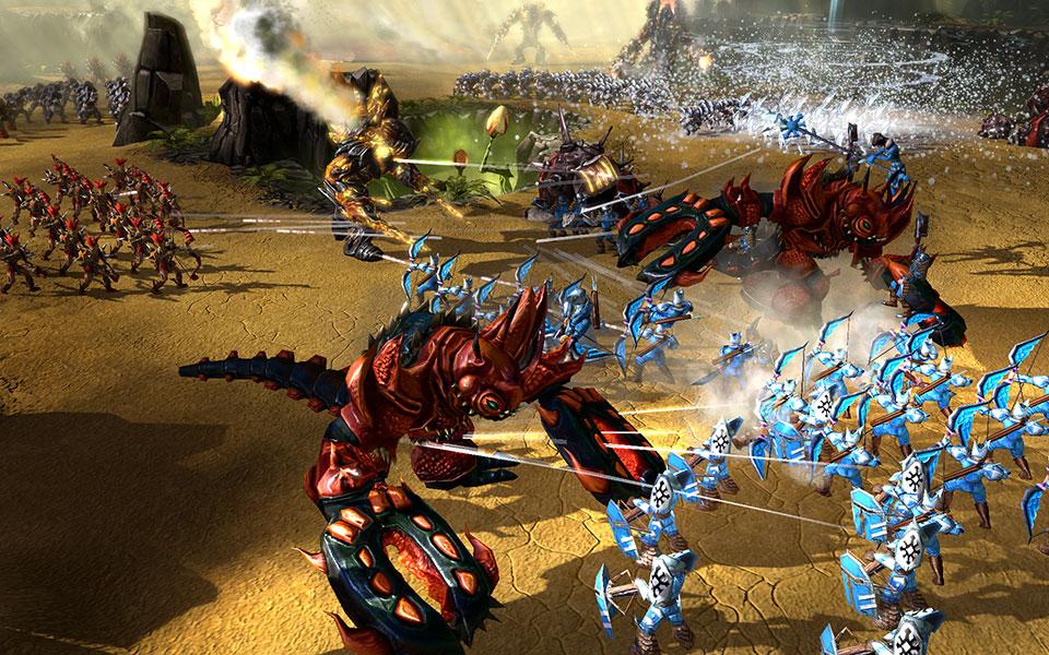 BattleForge: - Screenshots von Gameswelt