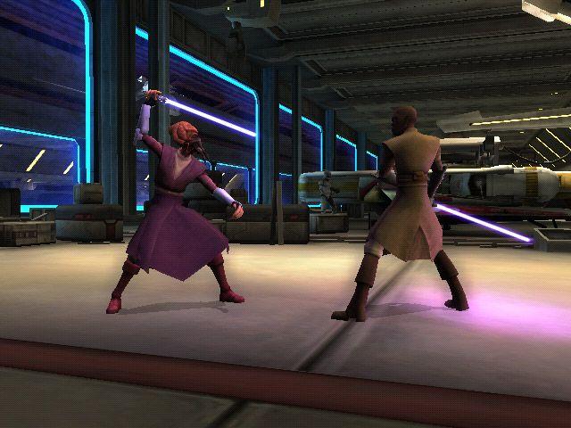 Star Wars: The Clone Wars: Lichtschwert-Duelle - Screenshots - Bild 5