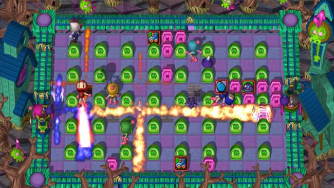 Bomberman Ultra - Screenshots - Bild 6