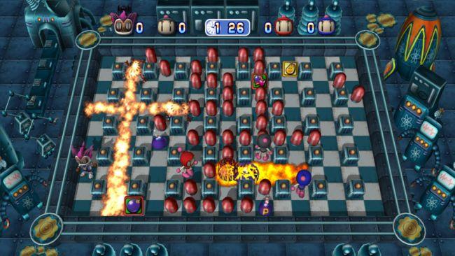Bomberman Ultra - Screenshots - Bild 9