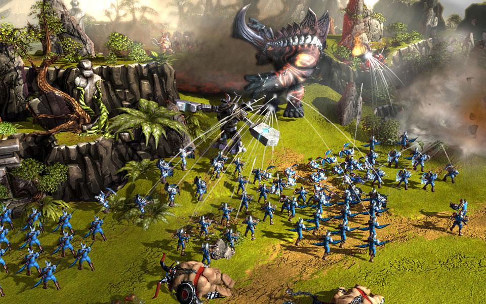 BattleForge: Details zu den Boni für Vorbesteller - News von Gameswelt