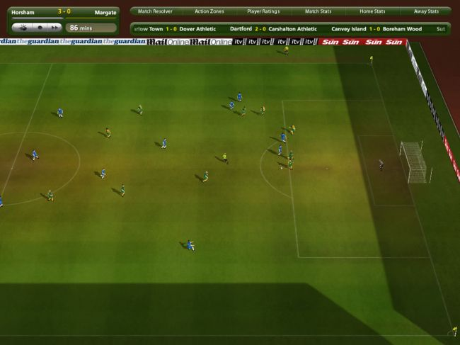 Championship Manager 2009 - Screenshots - Bild 3
