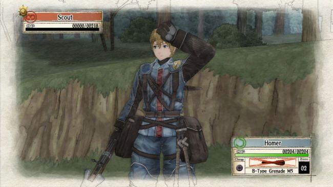 Valkyria Chronicles - Screenshots - Bild 5