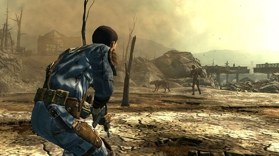 Fallout 3: Trotz Fallout 76: Remake auf der E3? - News von Gameswelt