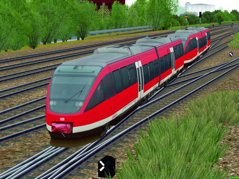 Eisenbahn Online Spiele