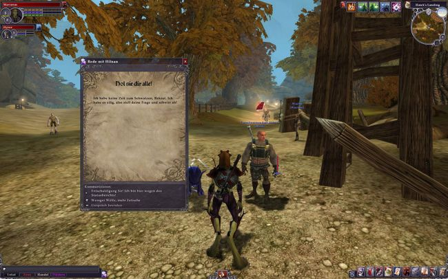 The Chronicles of Spellborn - Screenshots - Bild 42