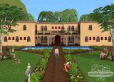The Sims 2: Mansion & Garden Stuff - Screenshots - Bild 5