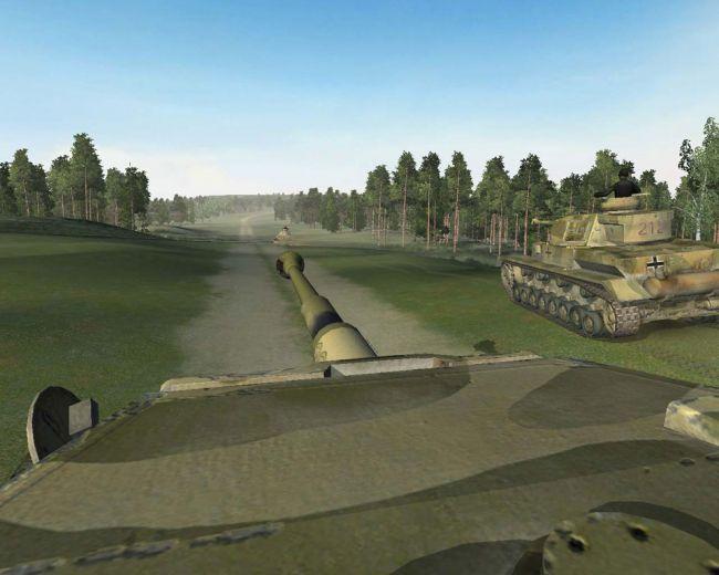 WWII Battle Tanks: T-34 vs. Tiger - Screenshots - Bild 18