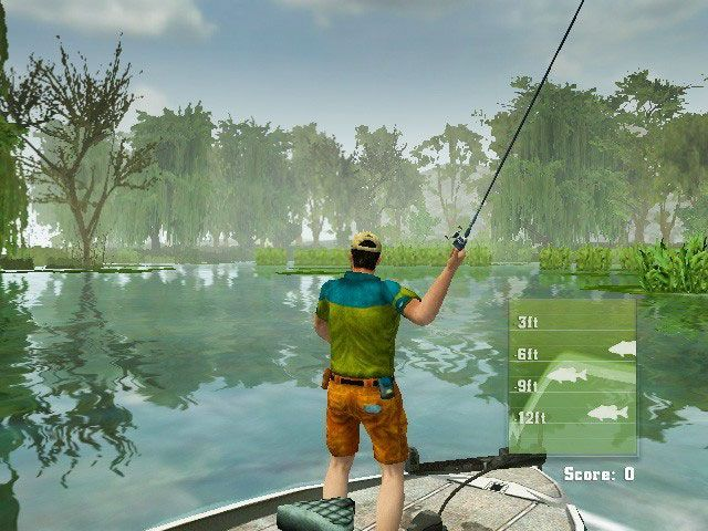 Rapala Fishing Frenzy - Screenshots - Bild 7