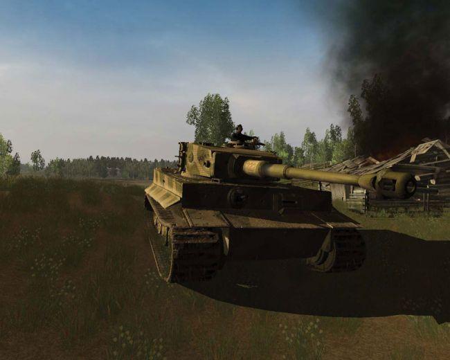 WWII Battle Tanks: T-34 vs. Tiger - Screenshots - Bild 19