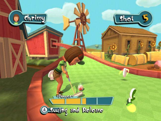 Carnival Games MiniGolf - Screenshots - Bild 5