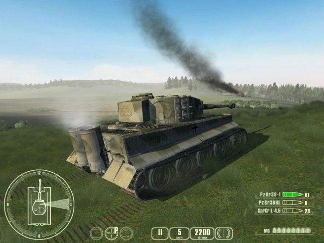WWII Battle Tanks: T-34 vs. Tiger - Screenshots - Bild 14