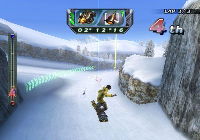 Snowboard Riot - Screenshots - Bild 6