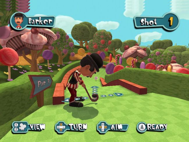 Carnival Games MiniGolf - Screenshots - Bild 8