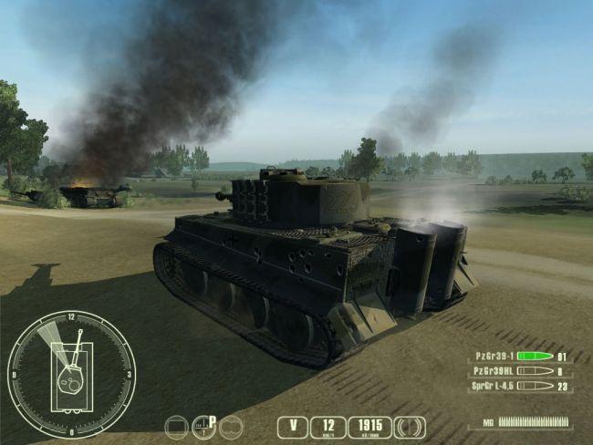 WWII Battle Tanks: T-34 vs. Tiger - Screenshots - Bild 15