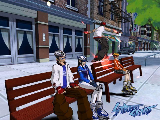 Street Gears - Screenshots - Bild 10