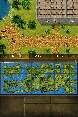 Jagged Alliance DS - Screenshots - Bild 7