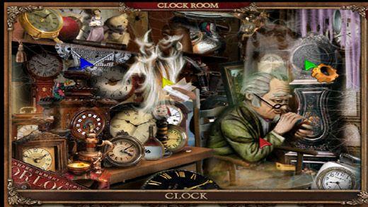 Mortimer Beckett and the Secrets of Spooky Manor - Screenshots - Bild 5