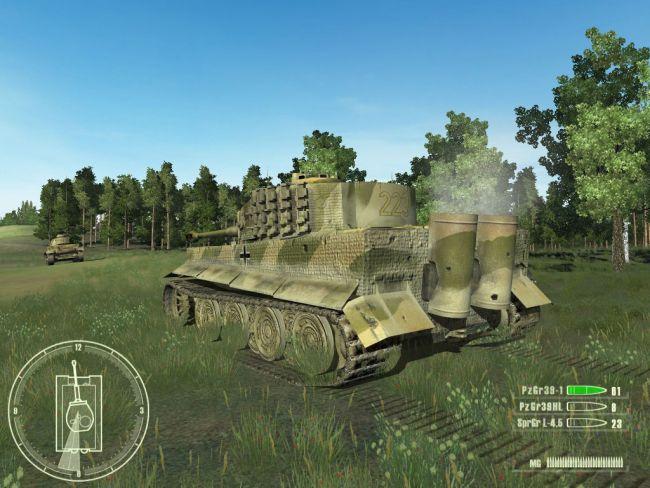 WWII Battle Tanks: T-34 vs. Tiger - Screenshots - Bild 7