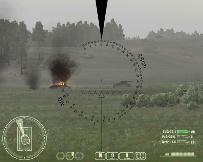 WWII Battle Tanks: T-34 vs. Tiger - Screenshots - Bild 17